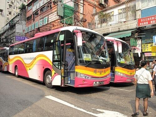 Transfer van de luchthaven van Hong Kong naar uw hotel in Kowloon c.q. Hong Kong Island