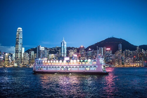 Victoria Harbour Cruise - Hong Kong, S.A.R. China