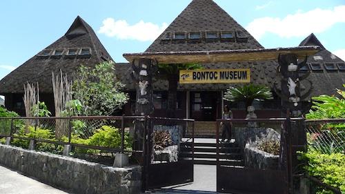 Bontoc Museum - Mountain Province, Luzon, Filipijnen