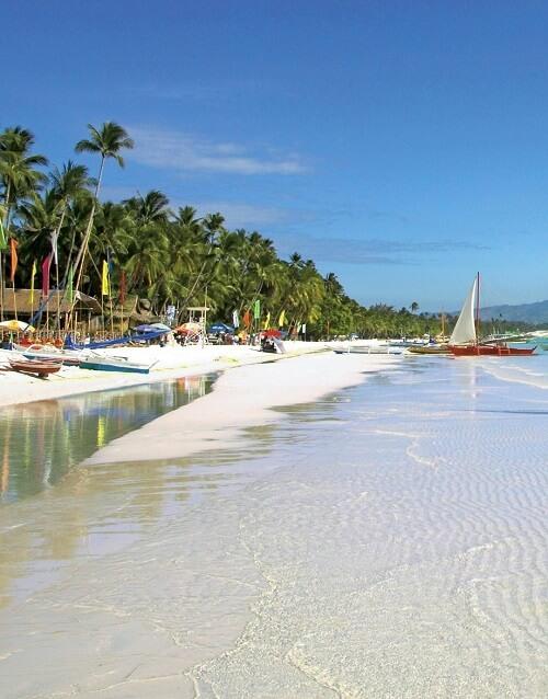 Vakantie Boracay - Filipijnen
