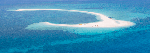 White Island - Camiguin, Northern Mindanao, Filipijnen