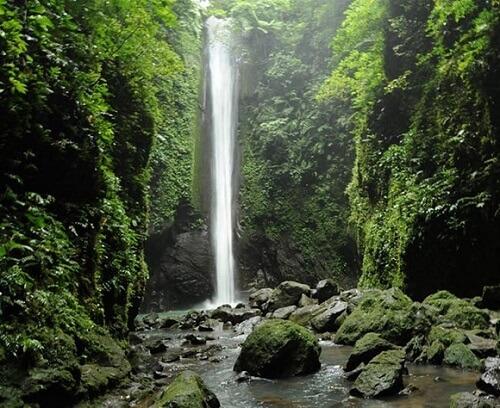 Casaroro Falls - Valencia, Negros Oriental, Central Visayas, Filipijnen