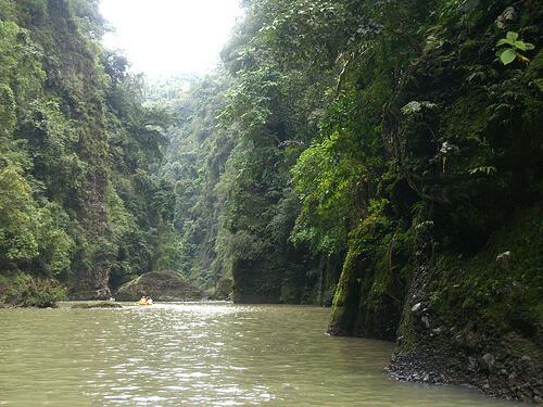 Pagsanjan Kloof, Laguna, Luzon, Filipijnen