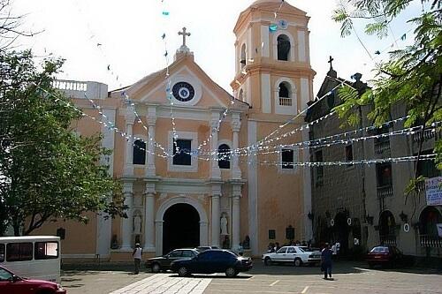 San Augustin Church - Intramuros, Manilla, Luzon, Filipijnen