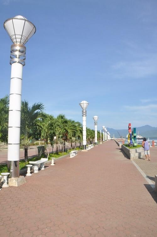 Baywalk - Puerto Princesa, Palawan, Filipijnen