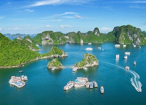 Halong Bay, Noord Vietnam