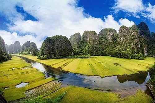 Tam Coc - Ninh Binh, Vietnam