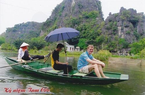 Boottocht Tam Coc - Ninh Binh, Vietnam