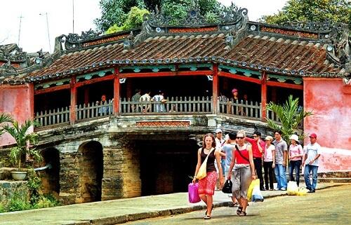 Japanese Covered Bridge - Hoi An, Midden Vietnam