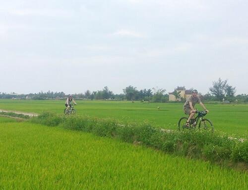 Tra Que Fietstour - Hoi An, Midden Vietnam