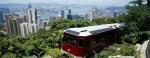 Peak Tram & uitzicht Victoria Peak - Hong Kong